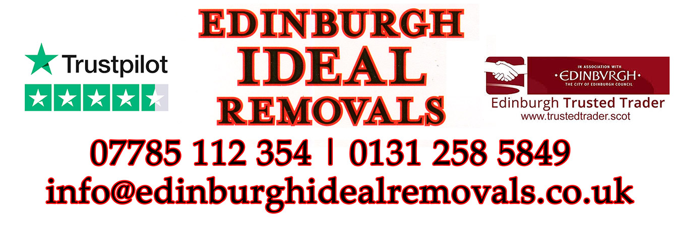 Edinburgh Ideal Removals | Movers Who Care